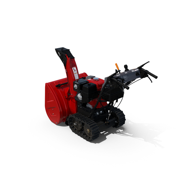 Snow Blower PNG & PSD Images