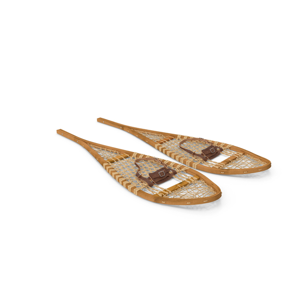 Snow Shoes PNG & PSD Images