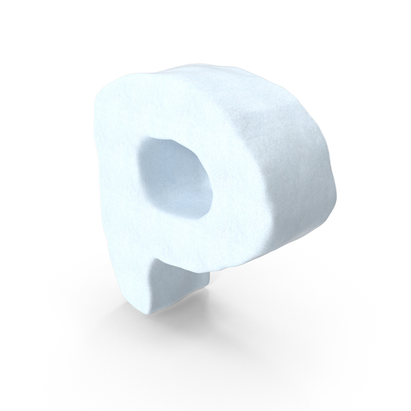 Snow Symbol P PNG & PSD Images