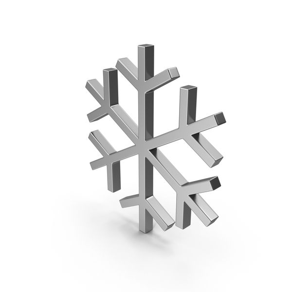Snowflakes Symbol PNG & PSD Images