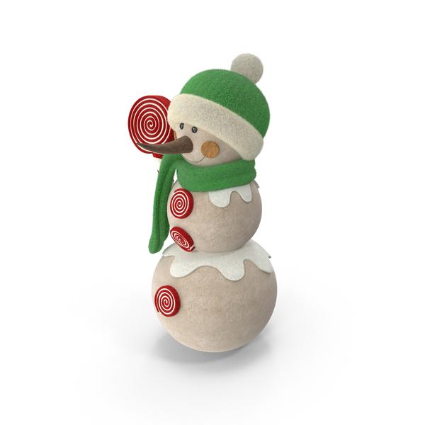 Snowman Decoration PNG & PSD Images