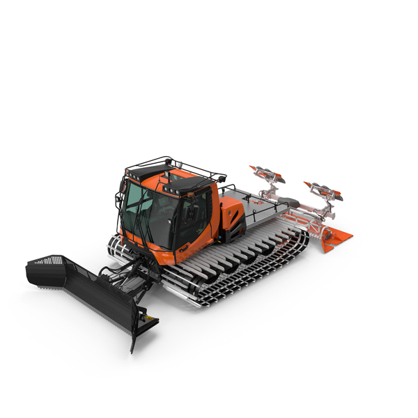 Snowcat: Snowy Groomer Generic PNG & PSD Images