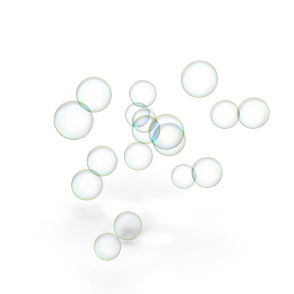 Soap Bubbles PNG & PSD Images