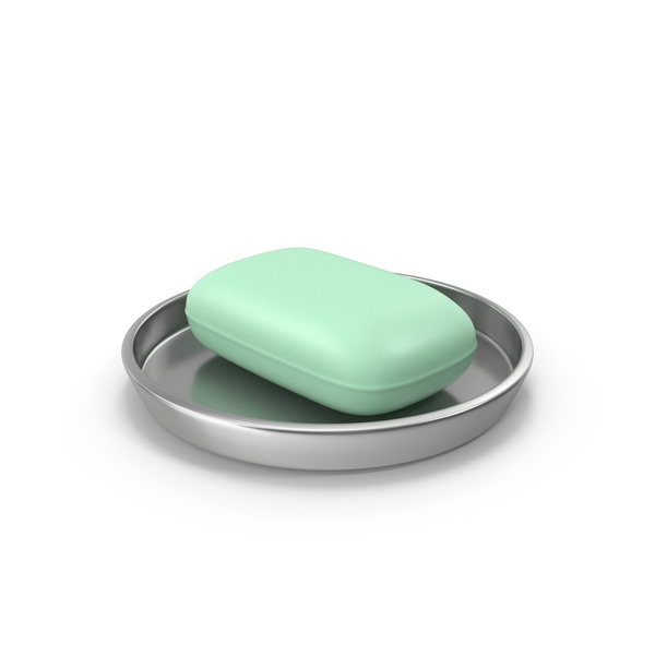 Soap Dish Green PNG & PSD Images