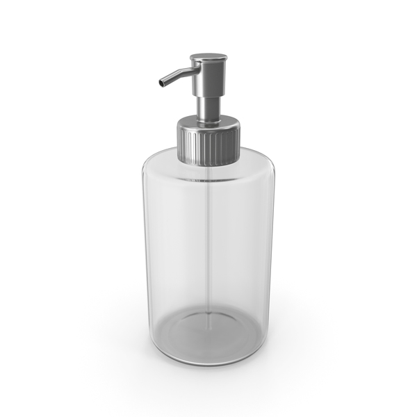 Soap Dispenser Empty PNG & PSD Images