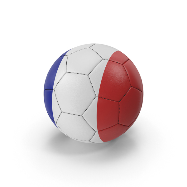 Soccer Ball French Colors PNG & PSD Images