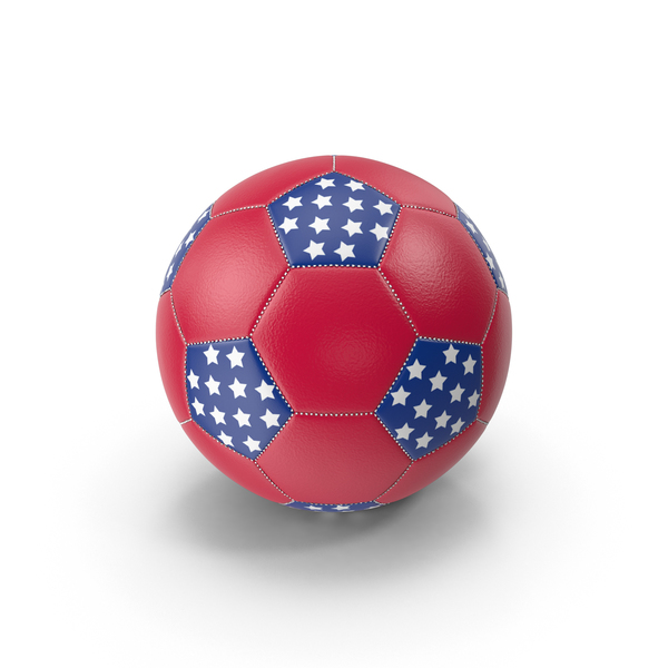 Soccer Ball US Colors PNG & PSD Images