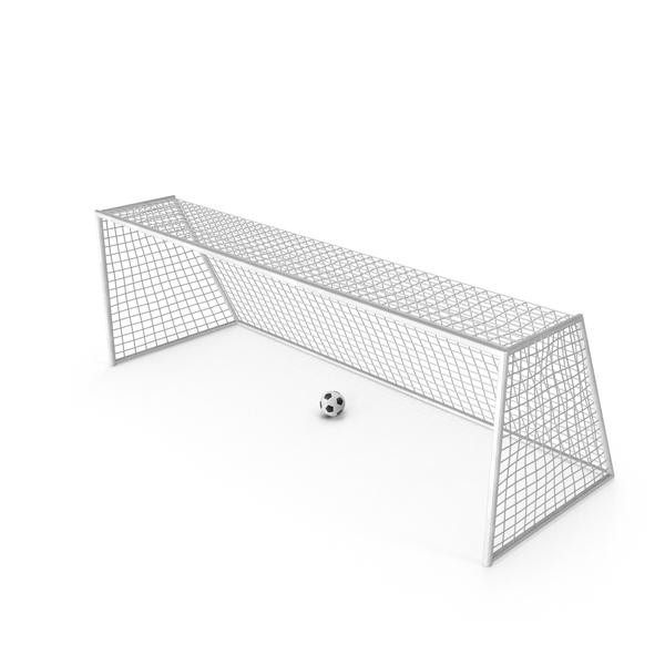 Soccer Goal PNG & PSD Images