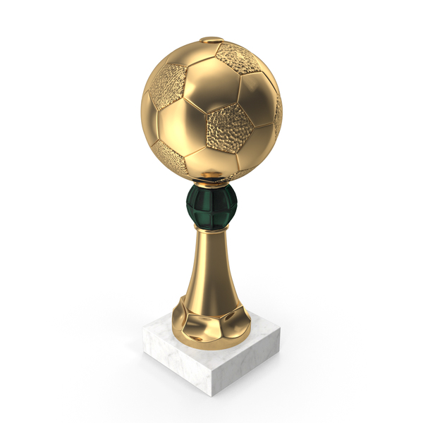 Sports Trophy: Soccer Prize Cup PNG & PSD Images