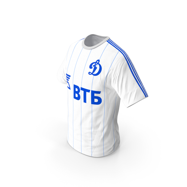 Jersey: Soccer T Shirt Dynamo PNG & PSD Images