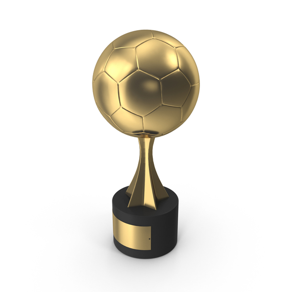 Sports: Soccer Trophy PNG & PSD Images