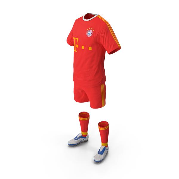 Jersey Shirt: Soccer Uniform Bayern PNG & PSD Images