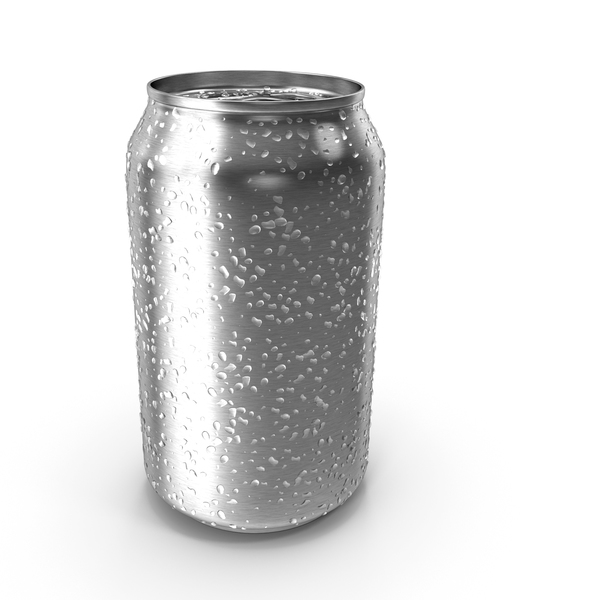 Soda Can Droplets PNG & PSD Images