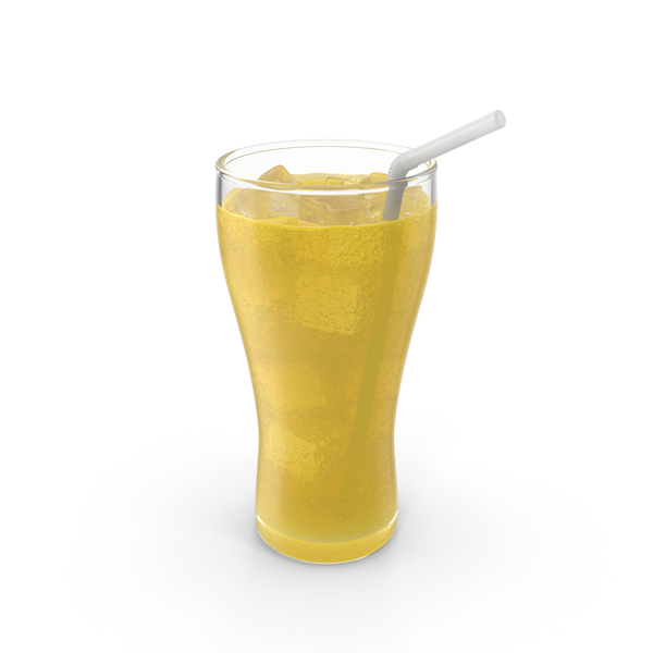 Cup: Soda Pineapple PNG & PSD Images