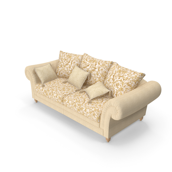 Sofa Classic PNG & PSD Images