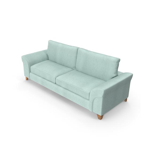 Sofa Fabric New No Pillows PNG & PSD Images