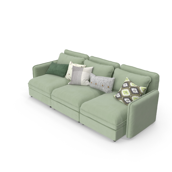 Sofa Green PNG & PSD Images
