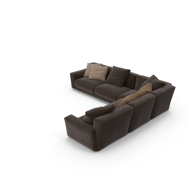 Sofa Sectional PNG & PSD Images