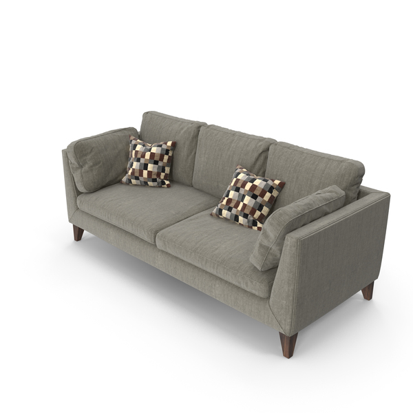 Sectional: Sofa PNG & PSD Images