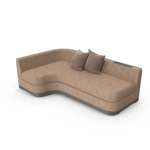 Sofa with Jack Pad PNG & PSD Images