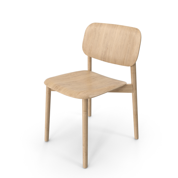 Soft Chair Wood PNG & PSD Images