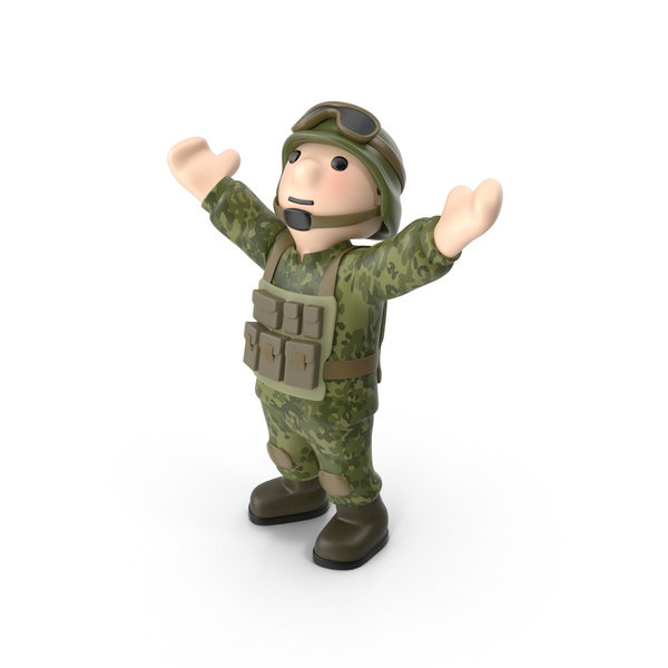 Soldier Victory PNG & PSD Images