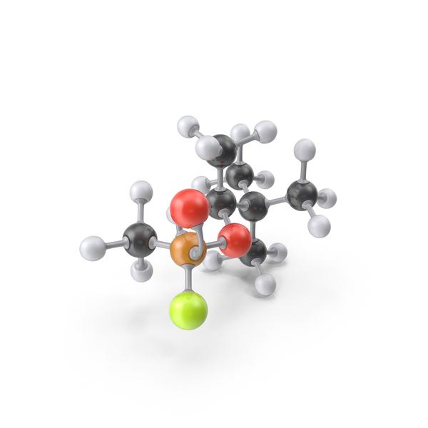 Soman Molecule PNG & PSD Images
