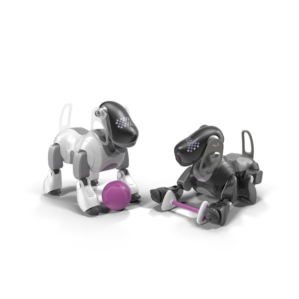 Toy Robot: Sony AIBO ERS-7 Object