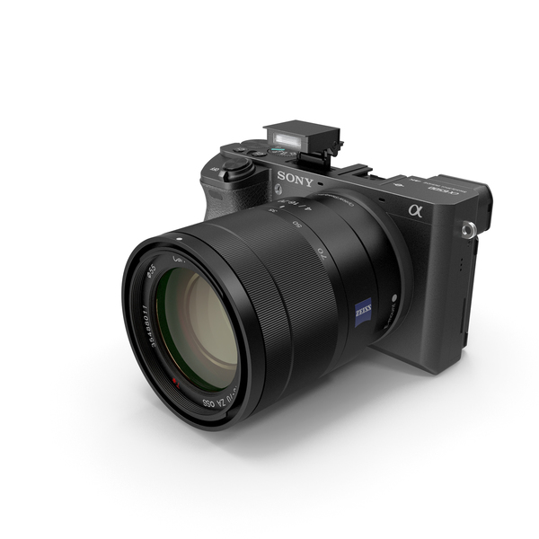 SONY Alpha 6500 PNG & PSD Images