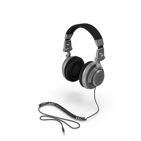 Sony Headphones PNG & PSD Images