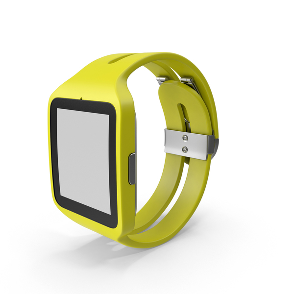 Smart Watch: Sony SmartWatch PNG & PSD Images