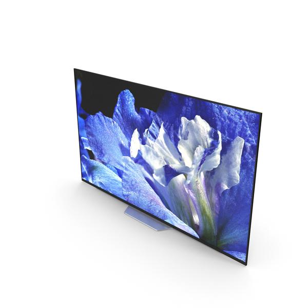 Sony TV Bravia AF8 PNG & PSD Images