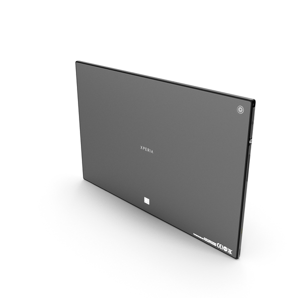 Sony Xperia Tablet S PNG & PSD Images