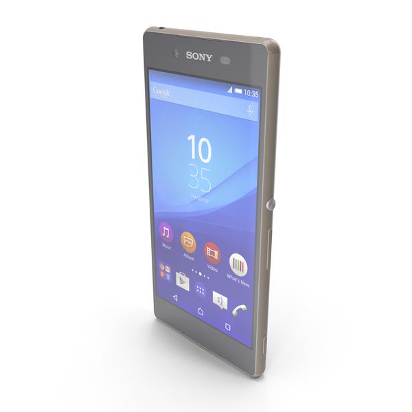 Sony Xperia Z3+ Dual Aqua Green PNG & PSD Images