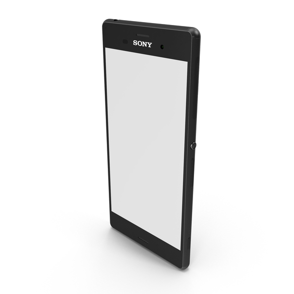Sony Xperia Z3 PNG & PSD Images