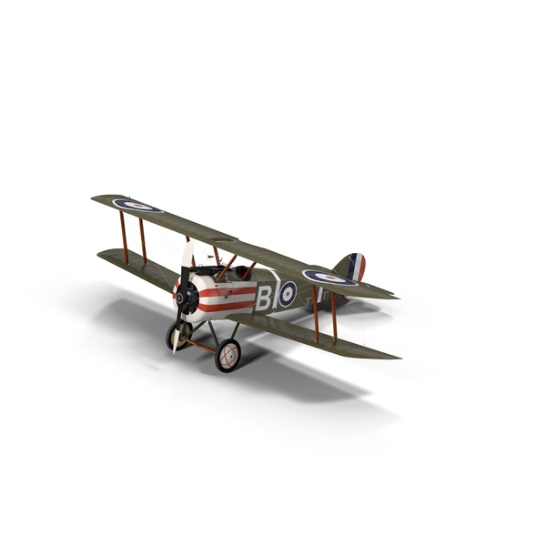 Sopwith F-1 Camel PNG & PSD Images