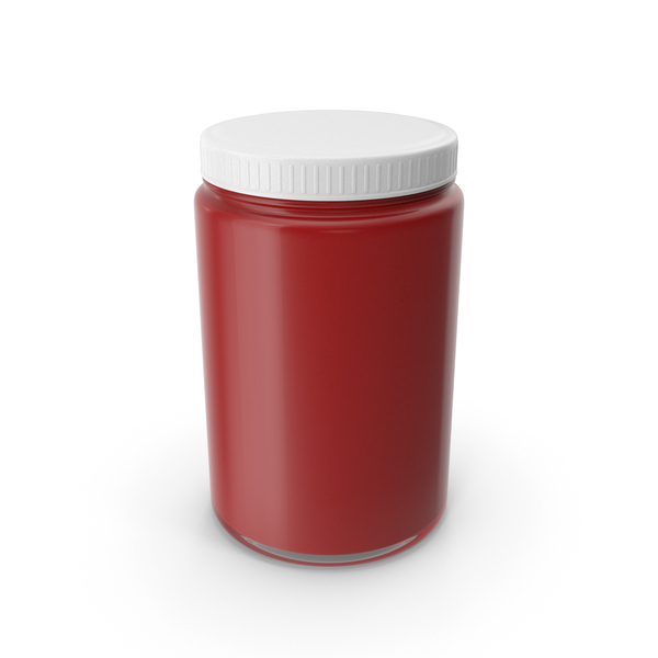 Souce Jar No Label PNG & PSD Images