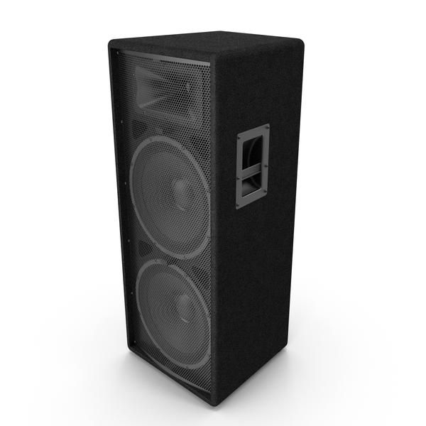 Speaker: Sound Reinforcement Loudspeaker PNG & PSD Images