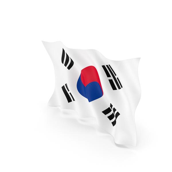 South Korea Flag PNG & PSD Images