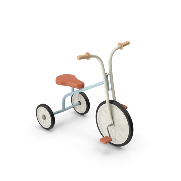 Soviet Tricycle For Kids PNG & PSD Images