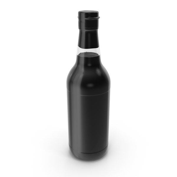 Soy Sauce Bottle PNG & PSD Images