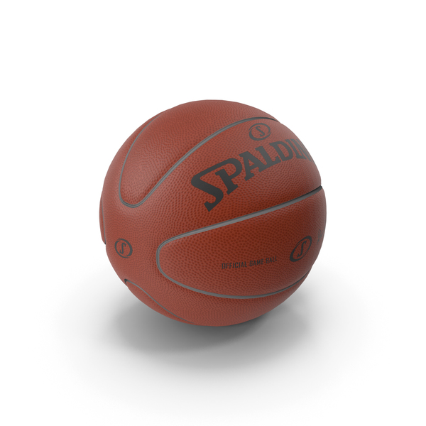 Ball: Spalding Basketball 2007 PNG & PSD Images