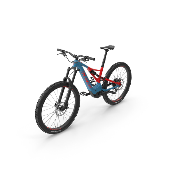 Specialized Electric Bike PNG & PSD Images