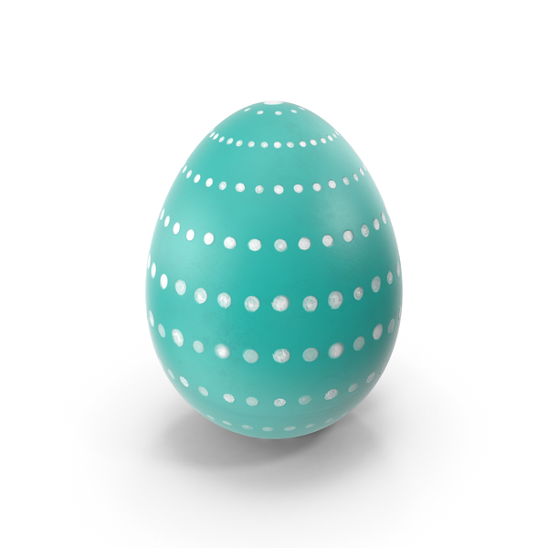 Speckled Easter Egg PNG & PSD Images