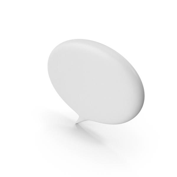 Balloon: Speech Bubble Object