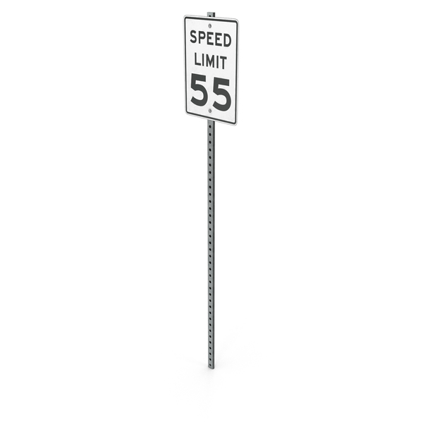 Speed Limit Sign Object