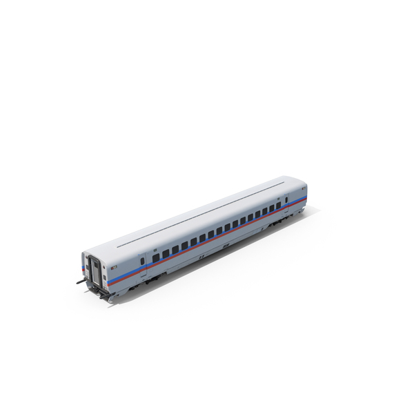 Speed Train Generic Object