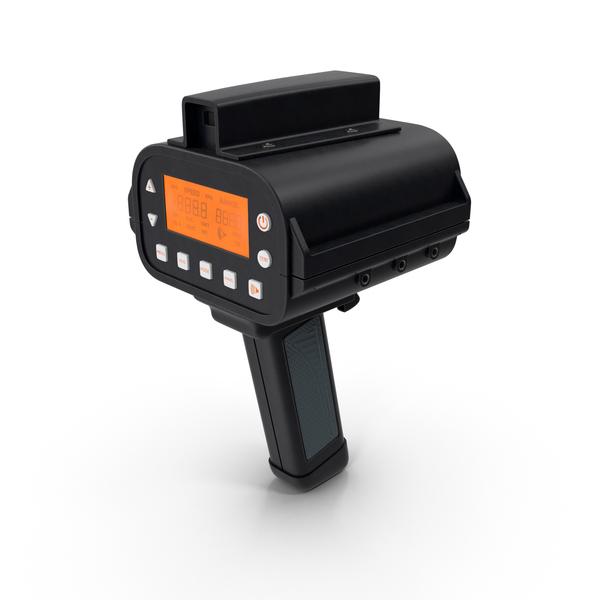 Radar: Speedar Gun PNG & PSD Images