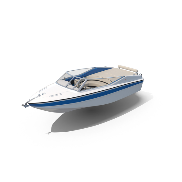 Speedboat PNG & PSD Images