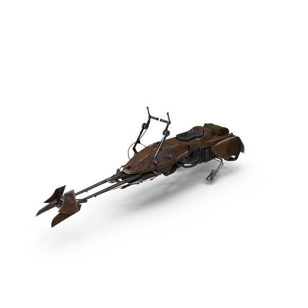 Speeder Object